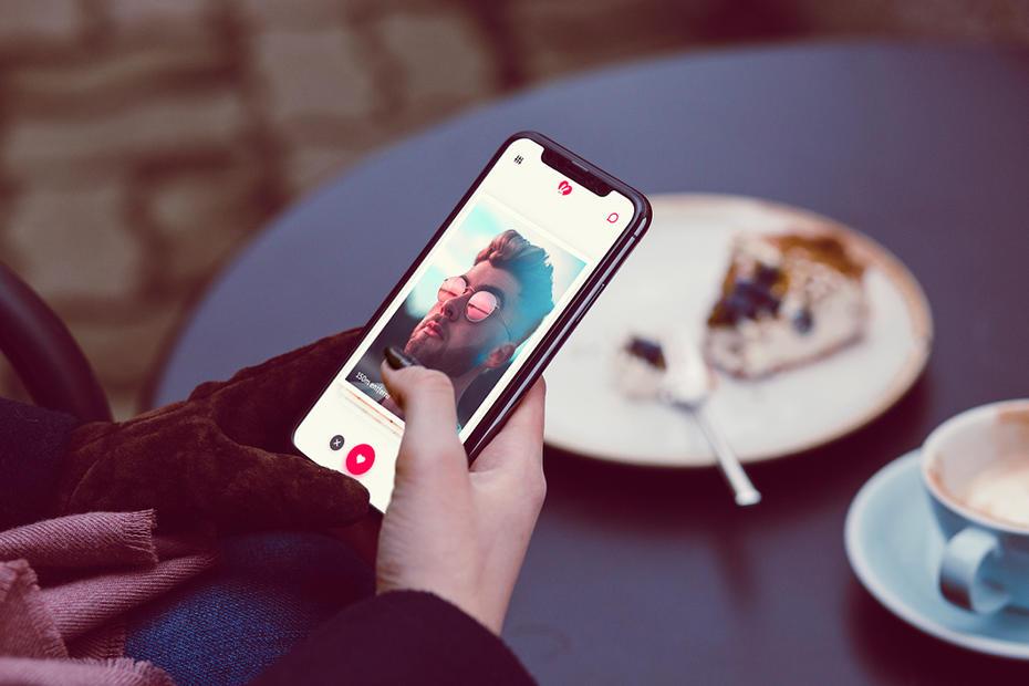 Dating app frauen entscheiden