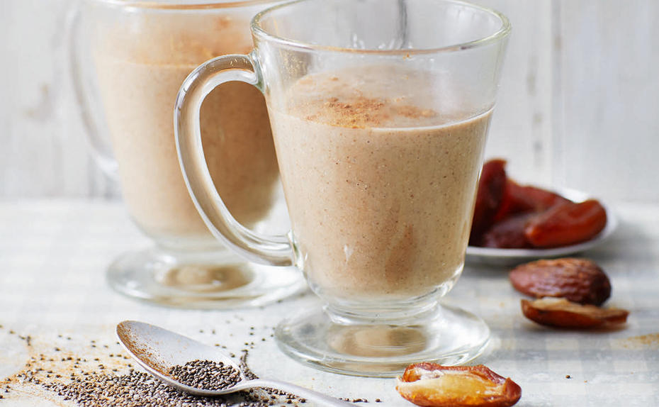 Rezept: Hot Cinnamon Smoothie