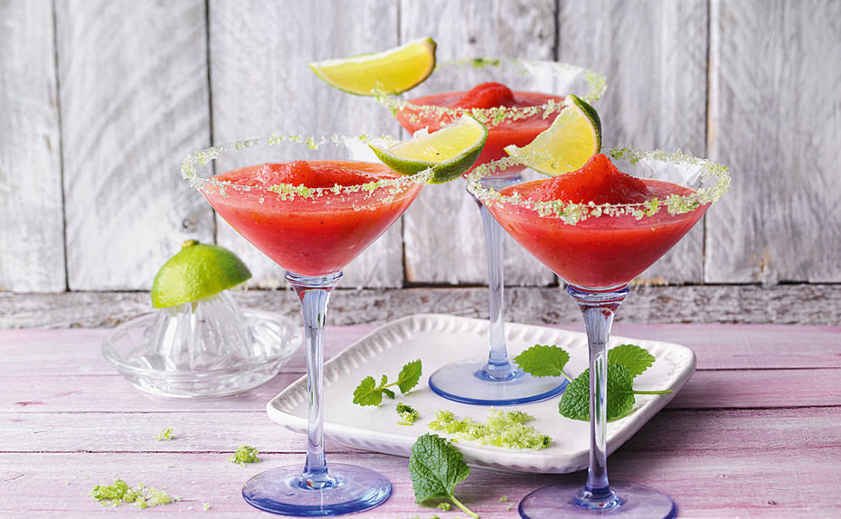 Strawberry Margarita Light