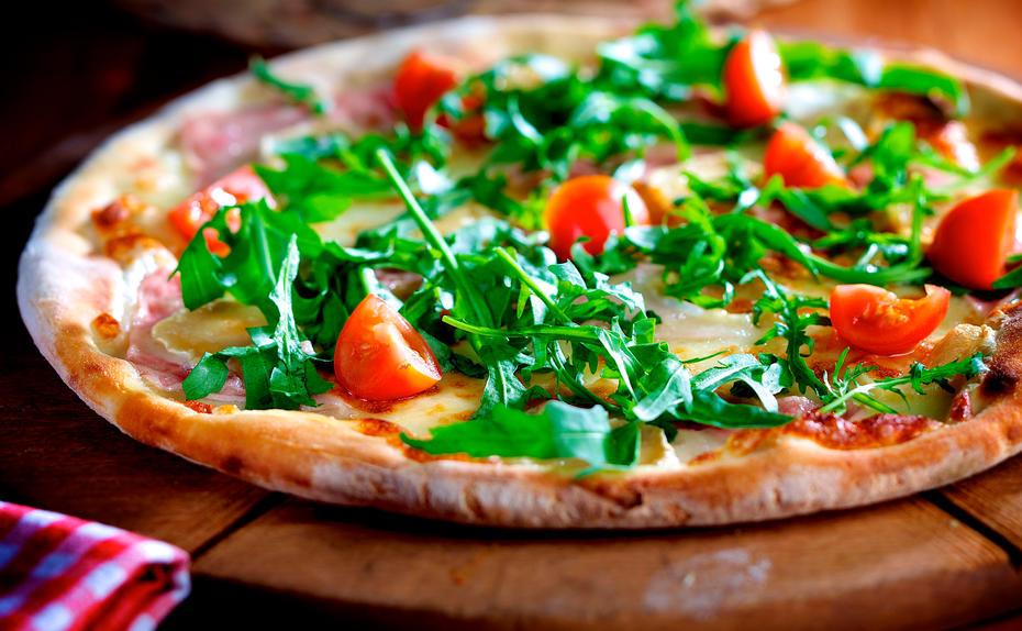 Ist Pizza Gesund